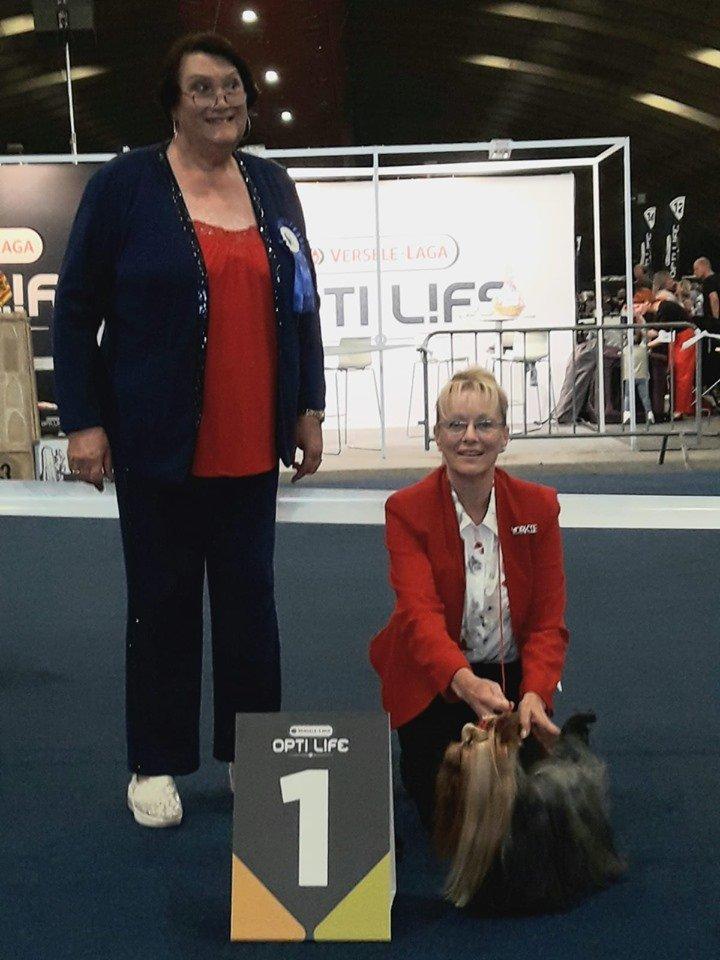 Mooi Resultaat Voor Janneke Hoogerdijk